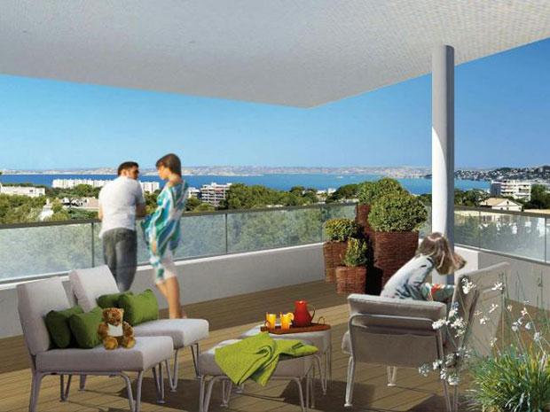 Appartements Duflot à Marseille
