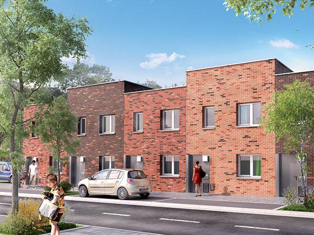 Appartements Duflot à Loos - Lille