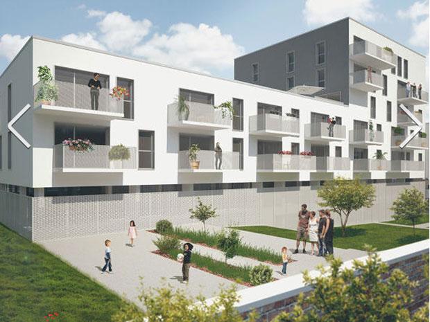 Appartements Duflot à Lille