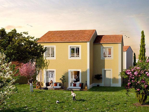 Appartements Duflot à Sainte-Foy-d'Aigrefeuille - Toulouse