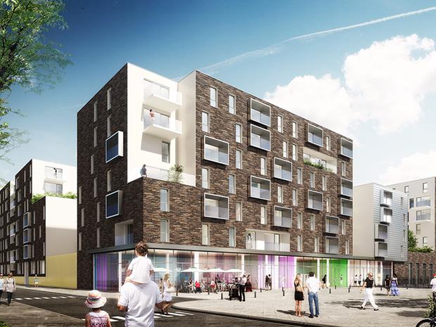 Appartements à Capinghem