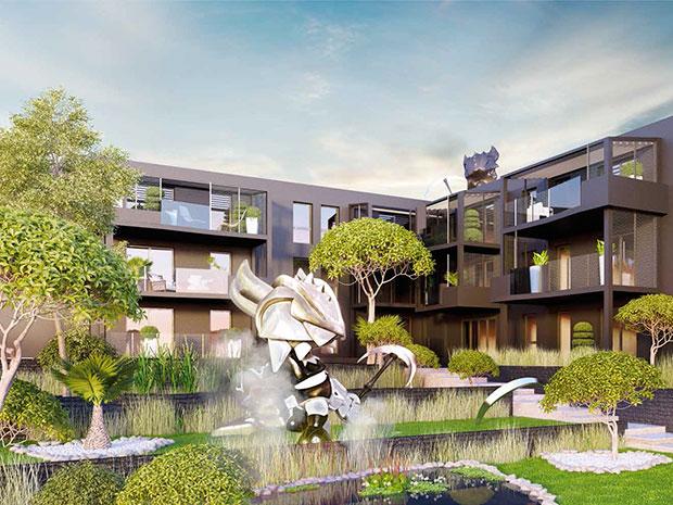 Appartements Duflot à Montpellier