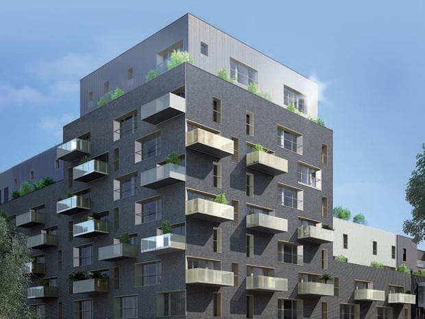 Appartements Duflot à Strasbourg - Etoile