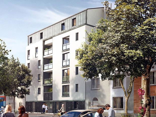 Appartements Duflot à Nantes