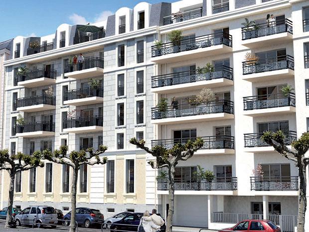 Appartements Duflot à Les Sables d'Olonne